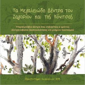 Τα μεγαλειώδη δέντρα του Ζαγορίου και της Κόνιτσας