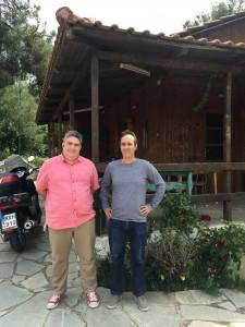 Συνέντευξη του κ. Κώστα Κατσούδα, Γραμματέα της Πανελλήνιας Ομοσπονδίας Δασοφυλάκων στην ομάδα του έργου