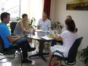 Συνέντευξη με το προσωπικό του Δήμου Σπάρτης